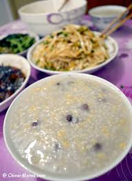 memo cuisine rice congee china memo com recipe