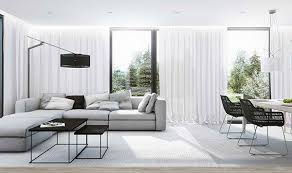 white modern living room 15 modern white and gray living room ideas home design lover white