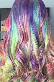 Hochsteckfrisuren F D Ne Haare by Haarige Farbexplosion Diese Kuriosen Haartrends Machen Den Sommer