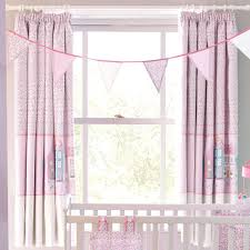 Nursery Blackout Curtains Uk by Up And Away Nursery Blackout Pencil Pleat Curtains Dunelm