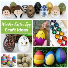 wooden easter eggs that open the best diy wooden egg craft ideas for easter rhythms of play