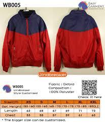 design your own windbreaker jacket outdoor jacket