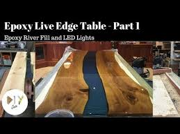 live edge river table epoxy live waney edge river coffee table diyjase