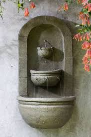 63 best wall fountains images on pinterest garden fountains