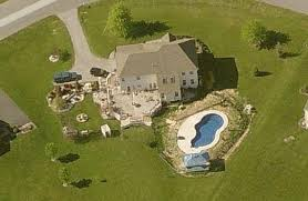 two story colonial with pool for sale middletown de