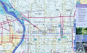 Boston Bike Map by Philadelphia Maps Pennsylvania U S Maps Of Philadelphia