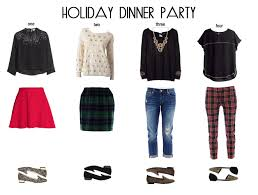 what to wear holiday dinner party