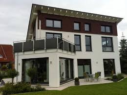 edelstahl balkon mit glas treppen treppengeländer balkongeländer