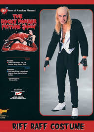 Rocky Horror Picture Show Halloween Costume Rocky Horror Picture Show Riff Raff Costume Rocky Horror Picture