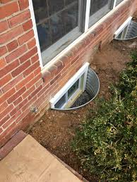 window wells how to prevent from flooding on the job with