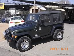 jeep wrangler namibia used jeep wrangler sport 4 0 a t 2001 wrangler sport 4 0 a t for