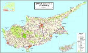 United States Map With Cities And Towns by 1up Travel Cyprus Maps Cities Map Cities Of Cyprus Cyprus