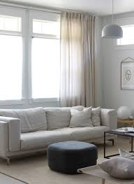 minimal scandinavia living room styling by a merry mishap ikea