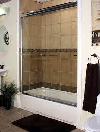 semi frameless shower enclosures california reflections