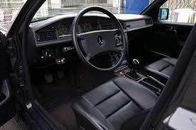 rare 1991 mercedes benz 190 series 2 5 16v evolution ii up for