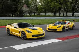 special edition corvette 2016 corvette z06 c7 r special edition announced