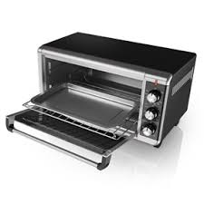 Black And Decker Spacemaker Toaster Oven Parts Black Decker Extra Wide 8 Slice Toaster Oven To3250xsb Black