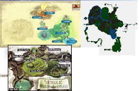 Map Size Comparison Overworld Map Comparison The Legend Of Zelda Skyward Sword