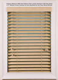 2 inch premium faux wood blinds blinds ideas