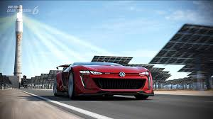 Curtain Vision Vw Lifts Virtual Curtain On The Gti Roadster Vision 95 Octane
