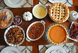 thanksgiving recipes modern honey