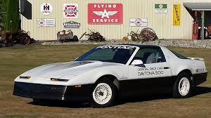 New Trans Am Car New Purchase 1983 Pontiac Trans Am Daytona Pace Car Third