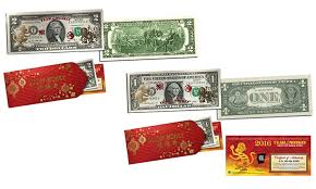 new year dollar bill new year decorated bill groupon goods