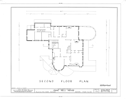 historic colonial floor plans file isaac bell house 70 perry street newport newport county