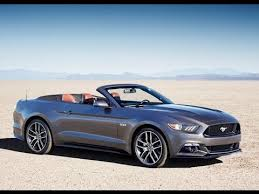 mustang trunk space 2015 ford mustang convertible