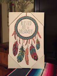 dream catcher painting by crystalsedge on etsy big little