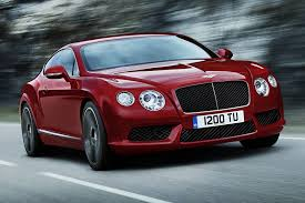 red chrome bentley the new bentley continental v8 range finally revealed
