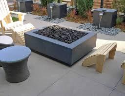Concrete Firepits Concrete Pete Zen Concrete Pit