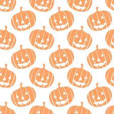 halloween backgrounds seamless seamless vector halloween pattern with pumpkins u2014 stock vector