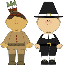 indian boy and pilgrim boy thanksgiving clip