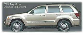 2005 jeep reviews 2005 2007 jeep grand suv details and buyer guide