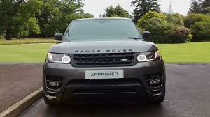 lamb land rover used land rover range rover sport 3 0 sdv6 306 autobiography