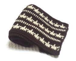 mens crochet scarf etsy