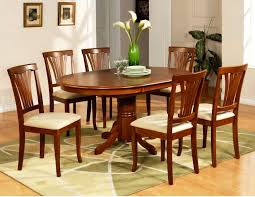 oval table and chairs modern oval kitchen table designs