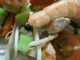 cuisiner le soja frais salade de soja frais recette ptitchef