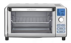 Cuisinart Counterpro Convection Toaster Oven The Cuisinart Tob 100 Compact Digital Toaster Oven Broiler