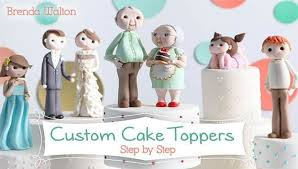 learn to make people cake toppers for only 10 75 off