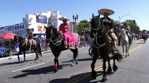 east los angeles mexican independence day parade draws thousands