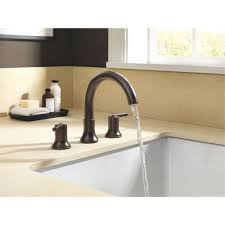 Delta Trinsic Bathroom Faucet by Delta Faucet T2759 Trinsic Polished Chrome Two Handle Roman Tub