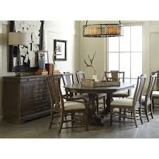 a r t furniture 215221 1513 saint germain double pedestal dining