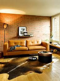 Danish Design Wohnzimmer Micasa Wohnzimmer Mit 2 5er Sofa Diener Cognac Individuell