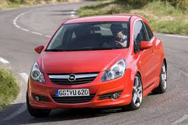 opel corsa 2007 opel corsa gsi with 150hp 1 6 turbo engine