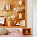 bookshelf headboards bookshelf headboards apartment therapy