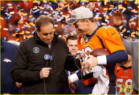 thanksgiving tv shows peyton manning u0027s son marshall stole the show at his championship