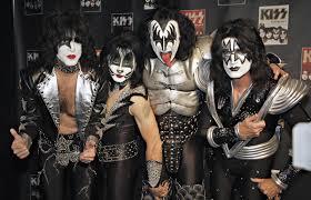 Rock Roll Halloween Costumes Peter Criss Declares Rock Roll Gauntlet Heavy