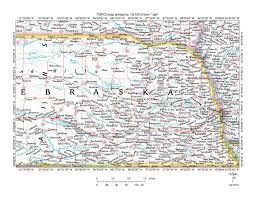 Map Of Colorado And Wyoming by Platte River Drainage Basin Landform Origins Colorado Wyoming